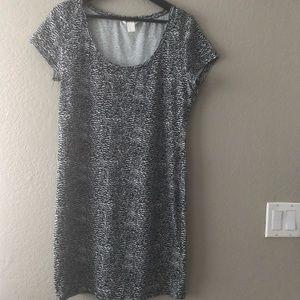 Women's H&M L dress